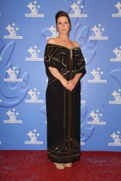 Jessica Hynes – National Lottery Awards in London 09/18/2017
