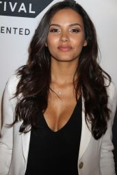 "Jessica Lucas - ""Gotham"" Sneak Peek - Tribeca TV Festival in NYC 09/23/2017"