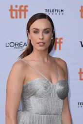 """Jessica McNamee – """"Battle of the Sexes"""" Premiere in Toronto 09/10/2017"""