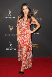 Jessica Meraz – Dynamic & Diverse Emmy Reception in Los Angeles 09/12/2017