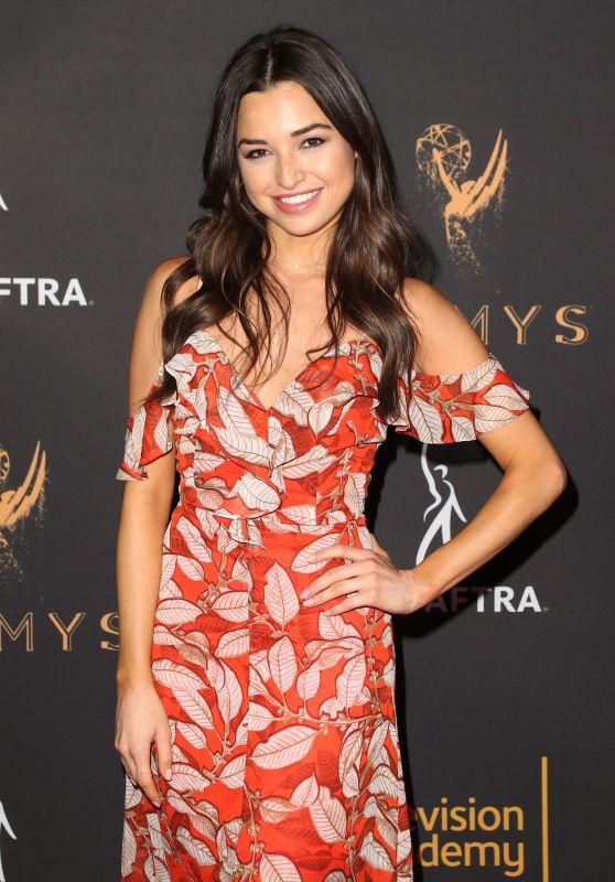 Jessica Meraz – Dynamic & Diverse Emmy Reception in Los Angeles 09/12/2017