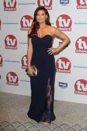Jessica Wright – TV Choice Awards in London 09/04/2017