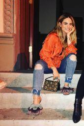 Joanna JoJo Levesque - Social Media Pics 09/05/2017