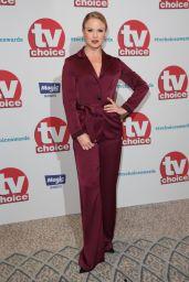 Joanne Clifton – TV Choice Awards 2017 in London