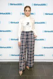 Joanne Froggatt - SiriusXM Studios in New York City 09/22/2017