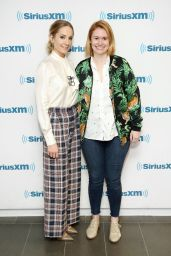 Joanne Froggatt - SiriusXM Studios in New York City 09/22/2017