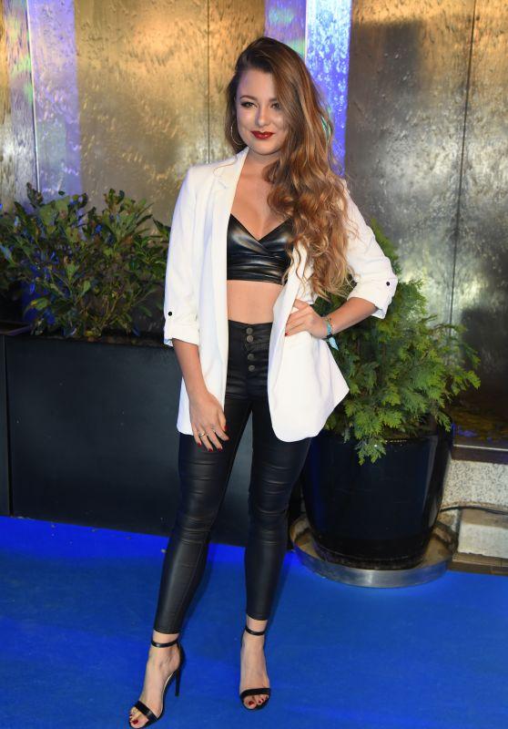 Joelina Drews - Alcatel Entertainment Night feat. Music Meets Media in Berlin 09/01/2017