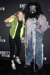 Jojo Siwa – Knott's Scary Farm Celebrity Night in Buena Park CA 09/29/2017