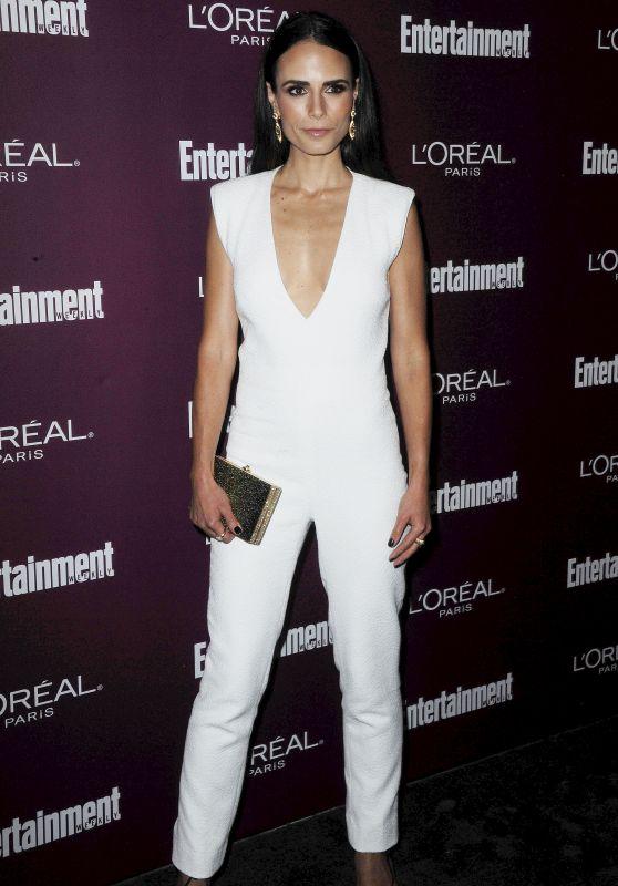 Jordana Brewster - EW Pre-Emmy Party in Los Angeles 09/15/2017