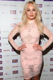 Jorgie Porter – National Reality Awards in London 09/18/2017