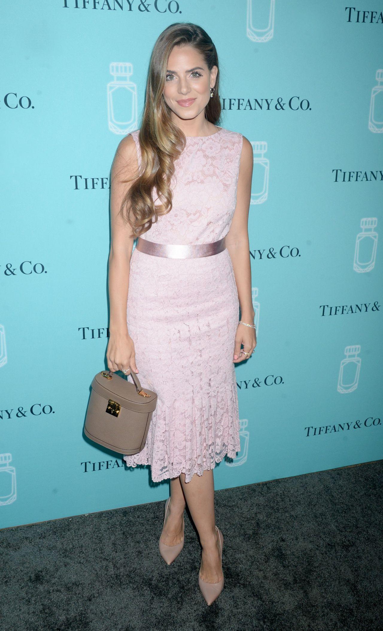 Engel – Tiffany & Co Fragrance Launch in NYC 09/06/2017