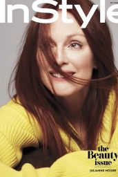 Julianne Moore - InStyle Magazine October 2017