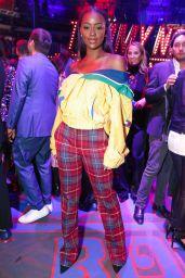 Justine Skye – Tommy Hilfiger Fashion Show in London 09/19/2017