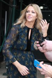 Kaitlin Olson - Visits the BUILD Series in New York City 09/21/2017