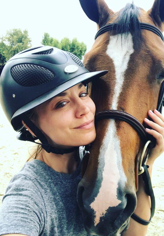 Kaley Cuoco – Social Media Pics, September 2017