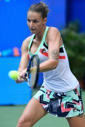Karolina Pliskova – WTA Wuhan Open in Wuhan 09/26/2017