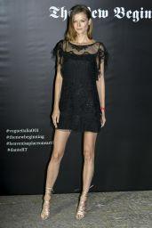 Kasia Struss – Vogue Italia Party in Milan 09/22/2017
