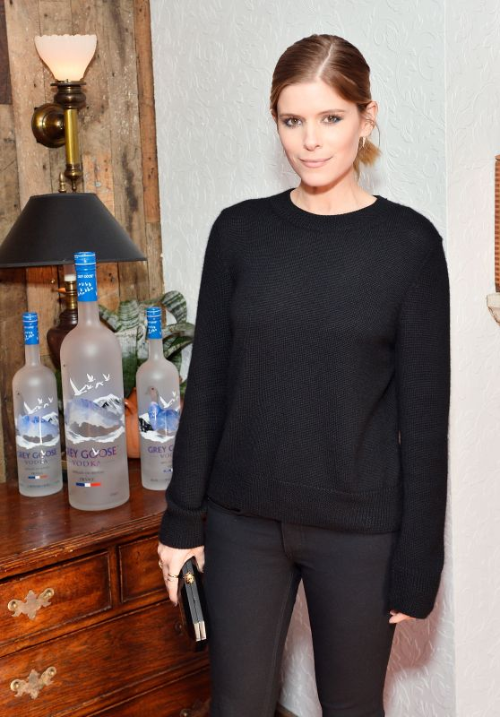 """Kate Mara - """"My Days of Mercy"""" Premiere Party in Toronto 09/11/2017"""
