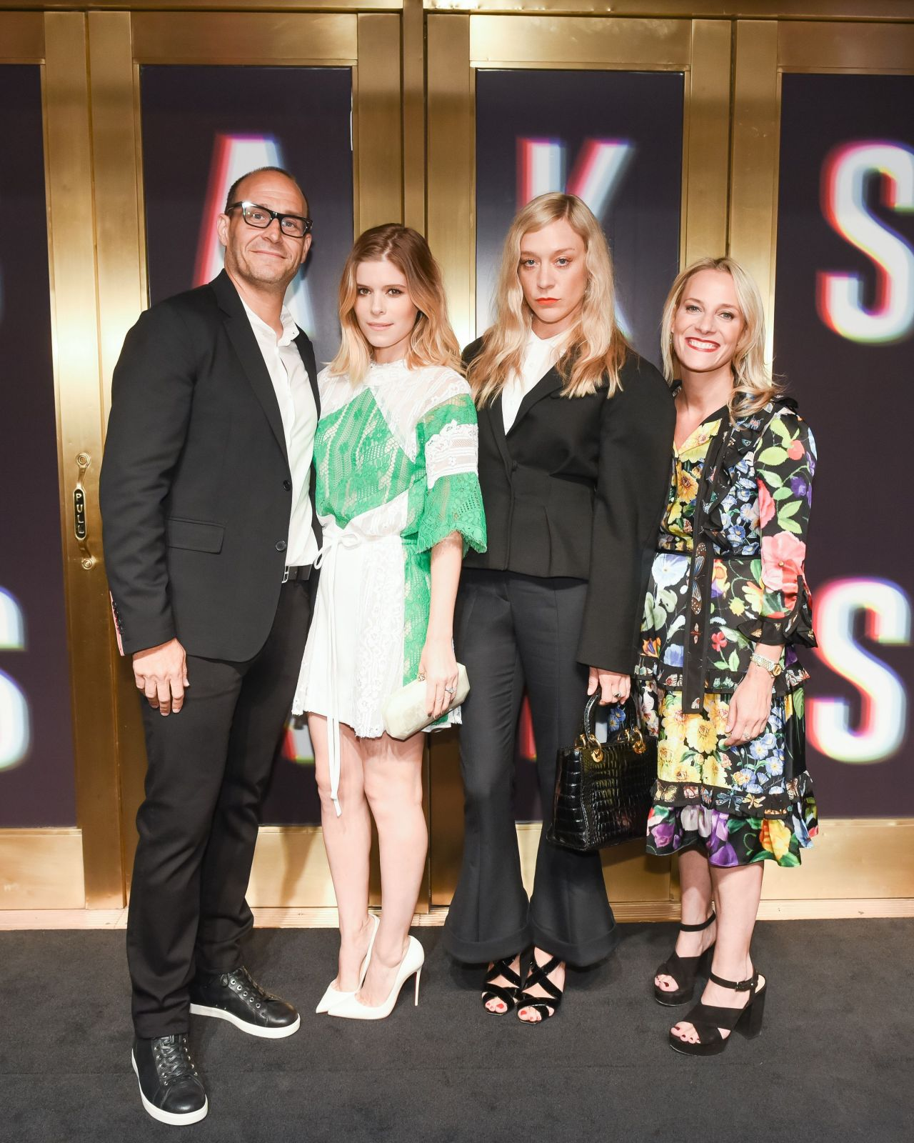 Kate Mara - Saks Fifth Avenue's NYFW Presentation 09/08/2017
