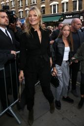 Kate Moss – Topshop Show in London 09/17/2017
