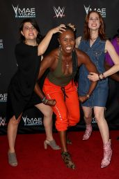 """Kate Nash – WWE Presents """"Mae Young Classic Finale"""" in Las Vegas 09/12/2017"""