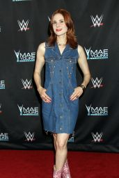 "Kate Nash – WWE Presents ""Mae Young Classic Finale"" in Las Vegas 09/12/2017"