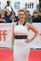 "Kate Winslet - ""The Mountain Between Us"" Premiere at TIFF in Toronto 09/10/2017"