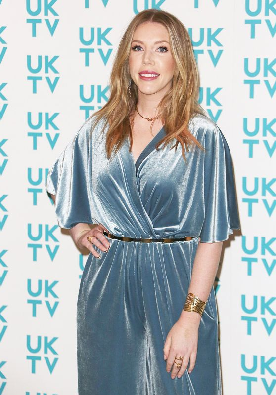 Katherine Ryan – UKTV New Season Launch in London 09/13/2017