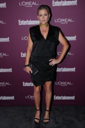 Kathleen Robertson – EW Pre-Emmy Party in West Hollywood 09/15/2017