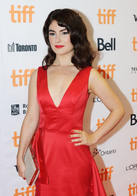 Katie Boland – Soiree Fundraiser, TIFF in Canada 09/06/2017
