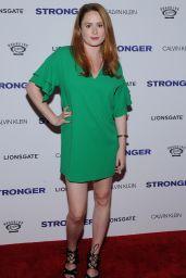 "Katie Paxton – ""Stronger"" Premiere in New York 09/14/2017"