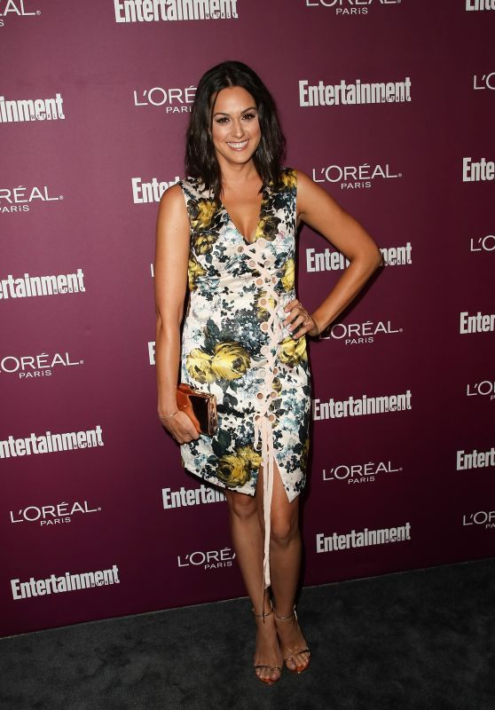 Kelen Coleman – EW Pre-Emmy Party in West Hollywood 09/15/2017