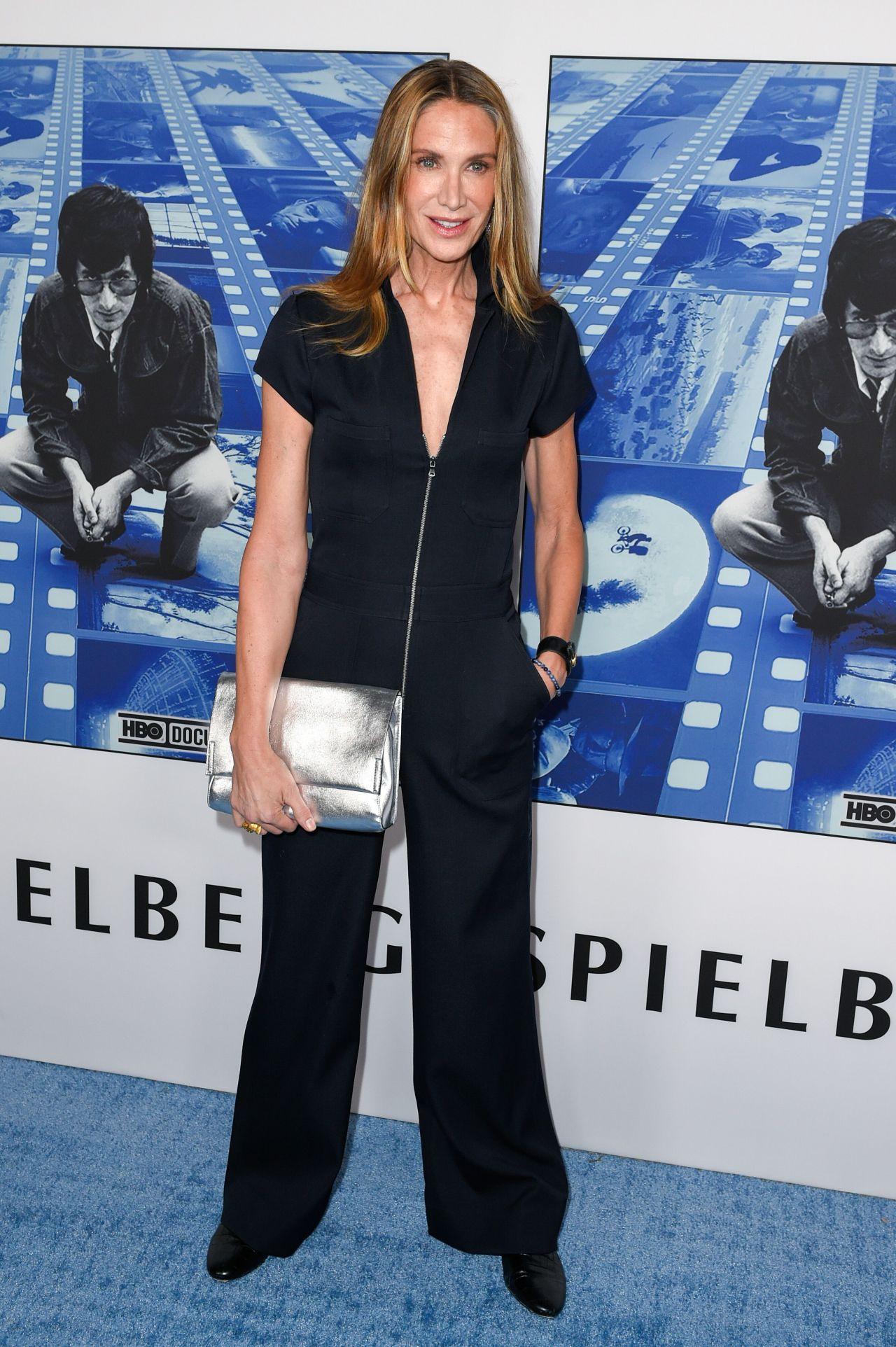 """Kelly Lynch – """"Spielberg"""" Premiere in Los Angeles"""