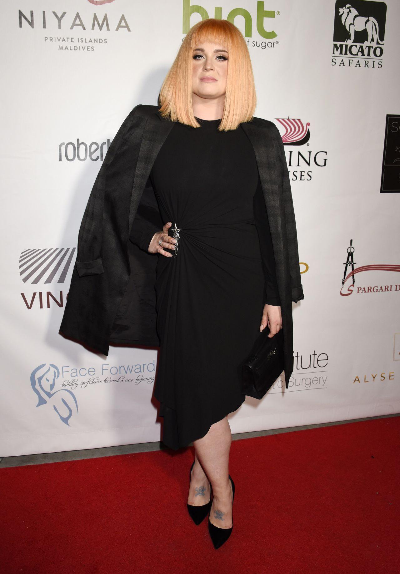 Kelly Osbourne – 2017 Face Forward Gala in Hollywood