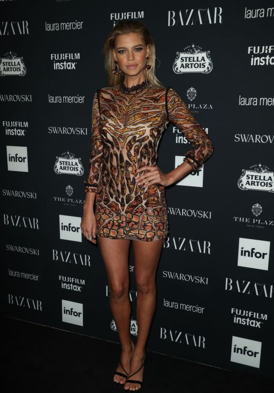 Kelly Rohrbach – Harper's Bazaar ICONS Party at NYFW 09/08/2017
