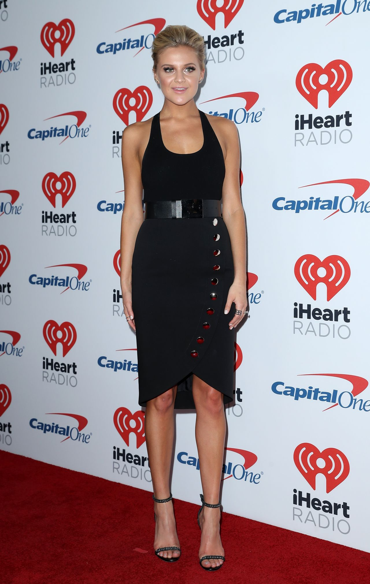 Kelsea Ballerini at iHeartradio Music Festival in Las Vegas