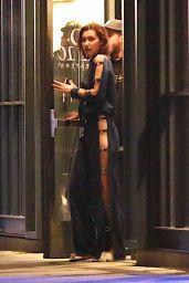 Kendall Jenner, Hailey Baldwin, Bella Hadid, Justine Skye - NYC 09/12/2017