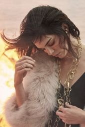 Kendall Jenner - Photoshoot for Italian Jewelry Designer Ippolita Rostagno, September 2017