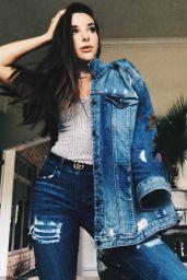 Kendall Vertes – Social Media Pics, September 2017