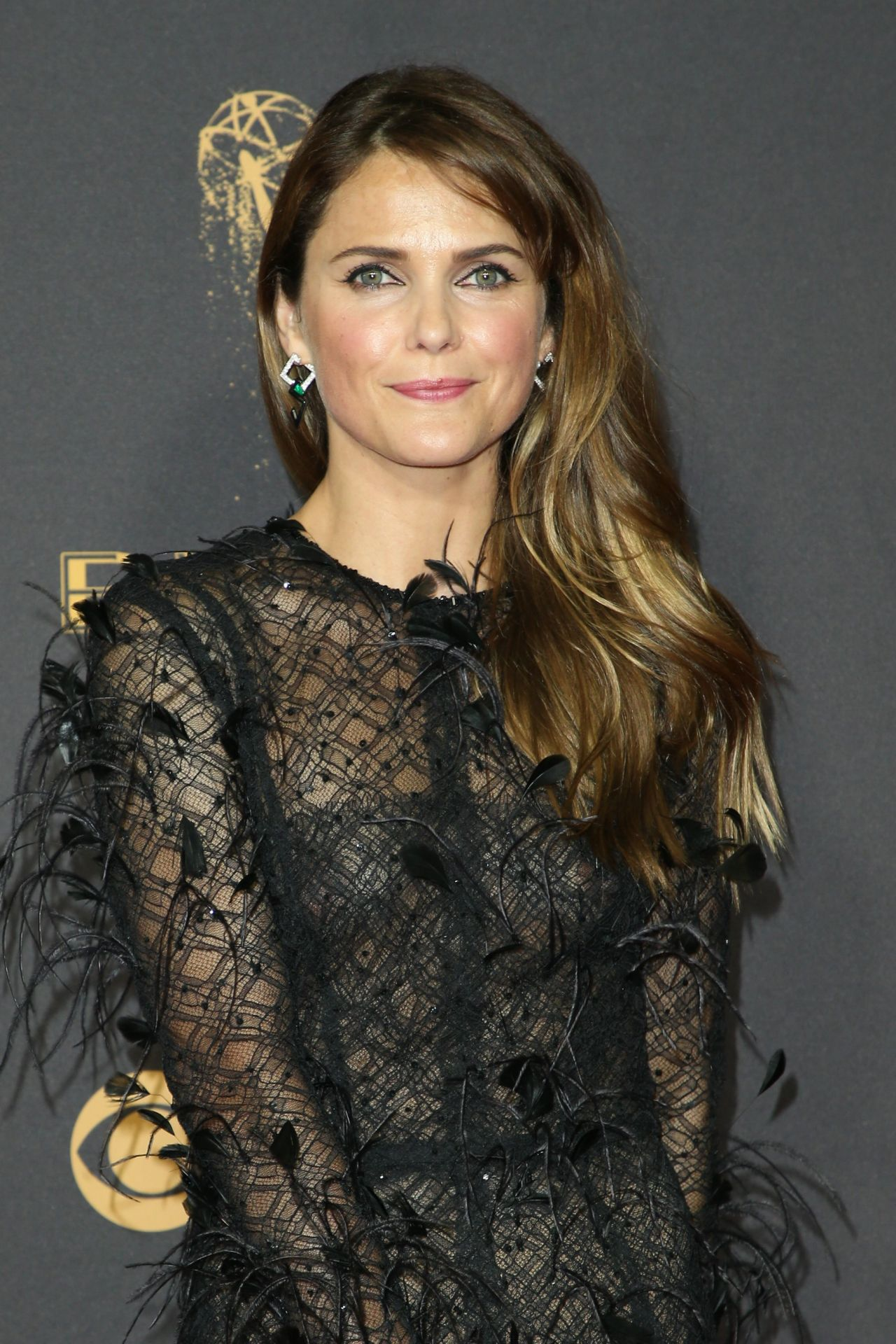 Keri Russell Emmy Awards In Los Angeles 09 17 2017