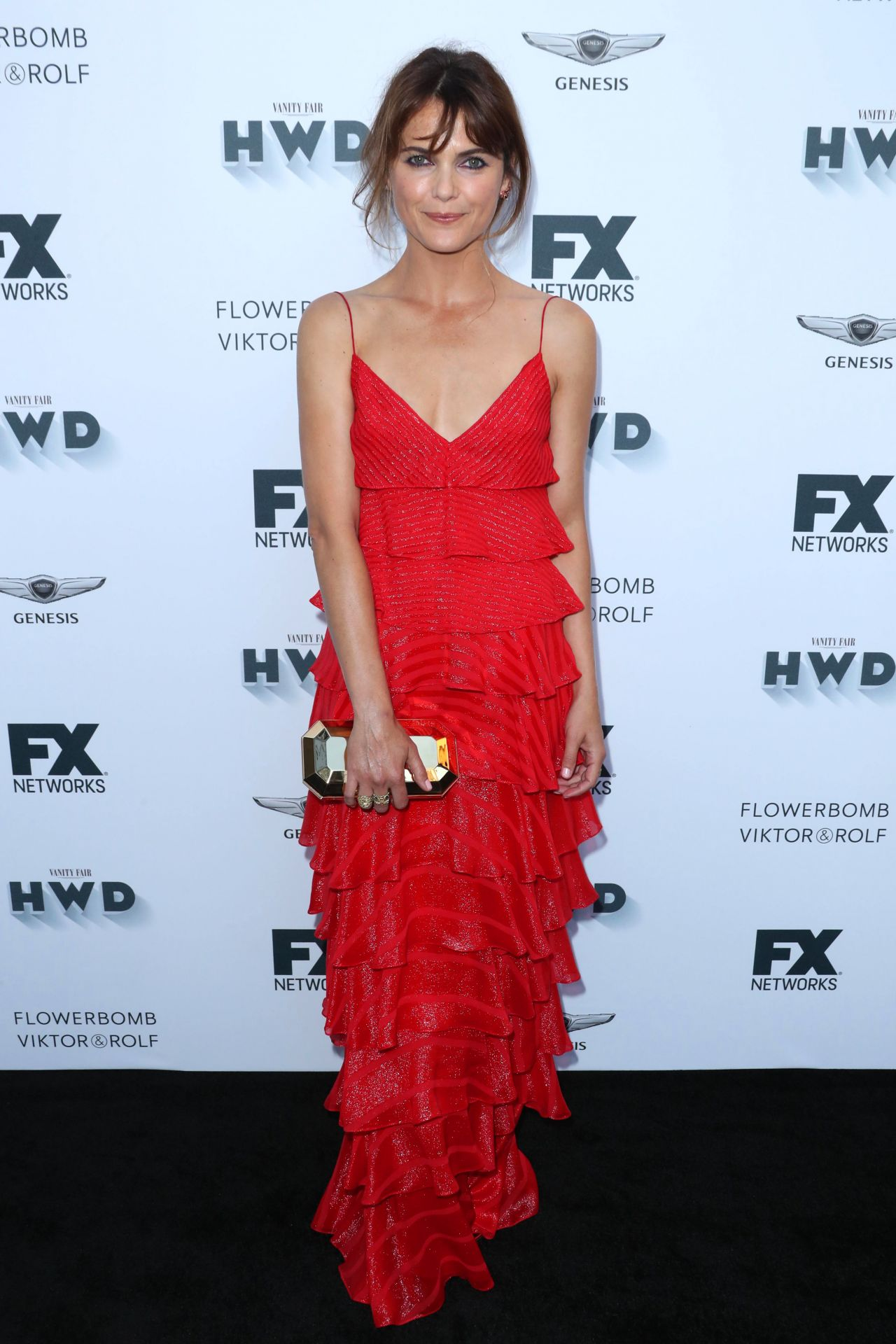 Keri Russell - Vanity Fair and FX Network Pre-Emmy Party ...