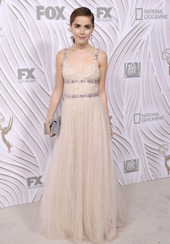 Kiernan Shipka – Emmy Awards After Party in LA 09/17/2017