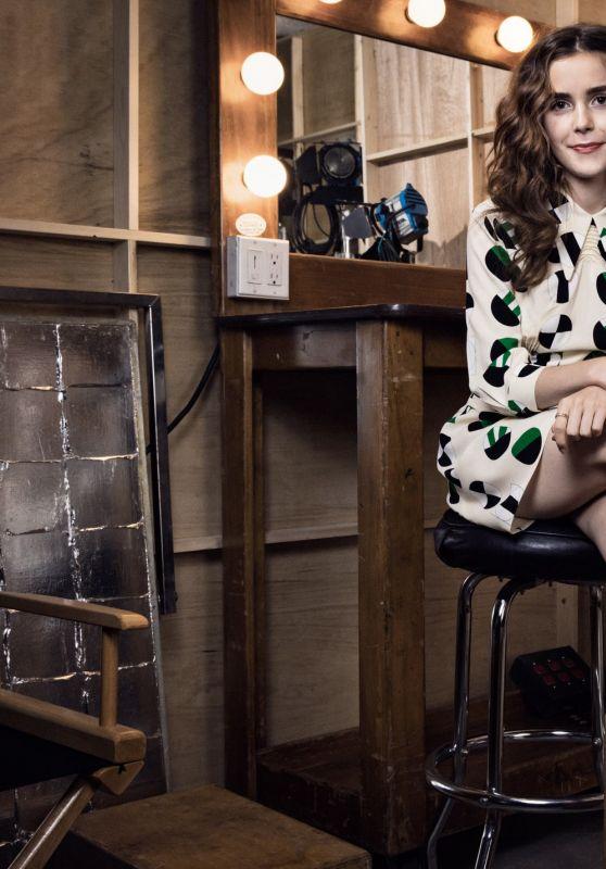 Kiernan Shipka - Vanity Fair & FX Emmy Portrait 09/16/2017