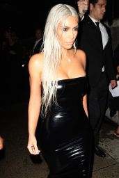 Kim Kardashian at the Tom Ford Fashion Show - NYFW in NYC 09/06/2017