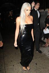 Kim Kardashian at the Tom Ford Fashion Show - NYFW in NYC 09/06/2017