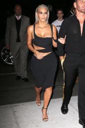 Kim Kardashian - Mert & Marcus Book Launch in New York 09/07/2017
