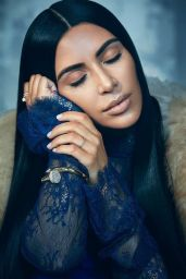 Kim Kardashian - T Magazine Singapore September 2017