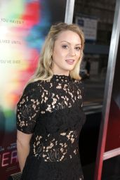 "Kirby Bliss Blanton – ""Flatliners"" Premiere in Los Angeles 09/27/2017"