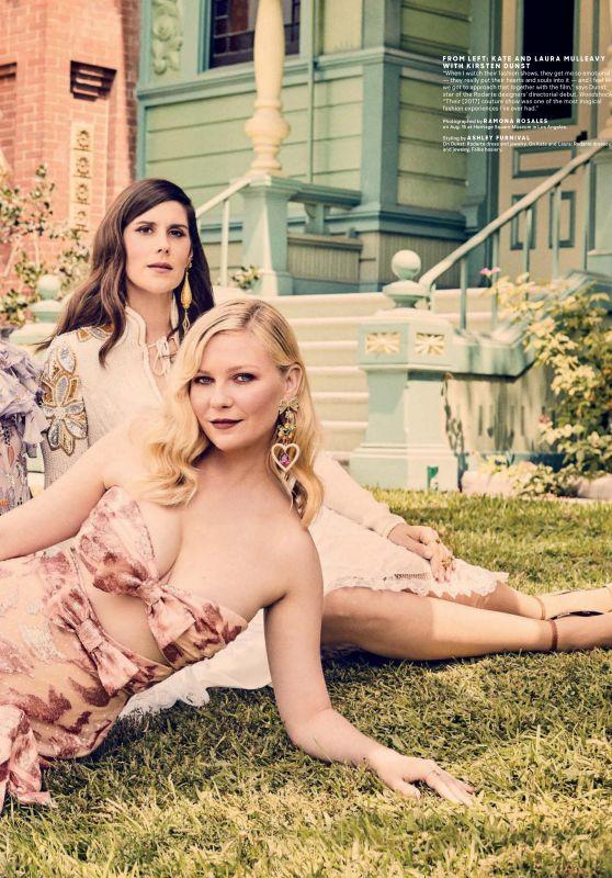Kirsten Dunst - The Hollywood Reporter, September 2017 Issue