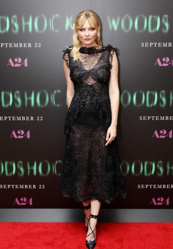 "Kirsten Dunst - ""Woodshock"" Screening in NYC 09/14/2017"